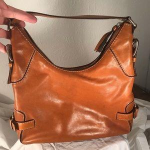 Leather Michael Kors Hobo Bag